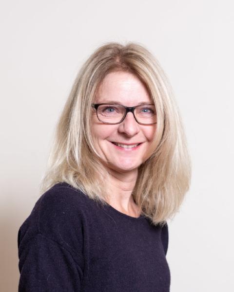 Karin Rüfenacht Co-Präsidentin