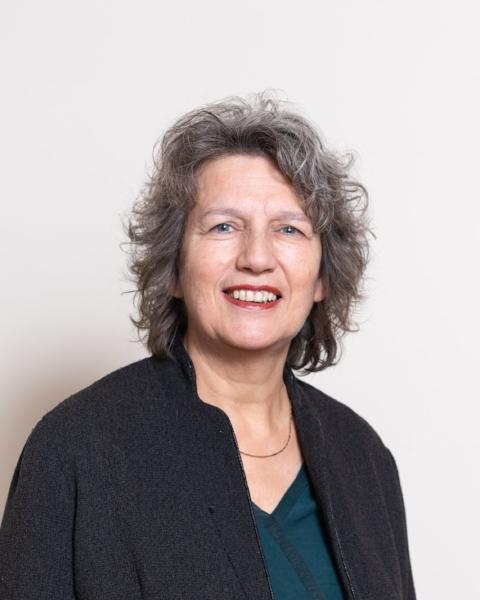 Elsbeth Zürcher Beisitzerin