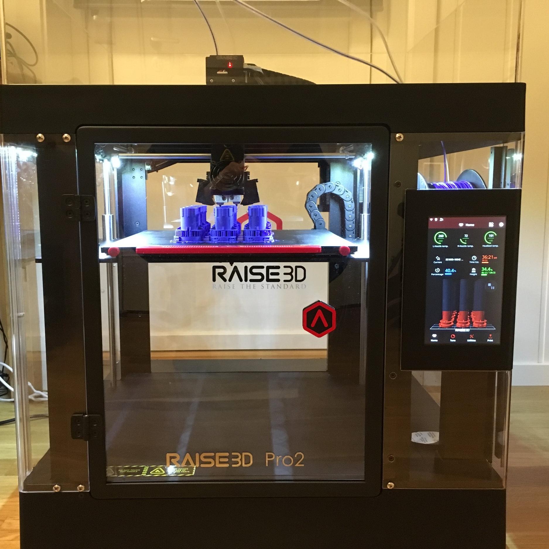 Raise3D Pro2 3D-printer
