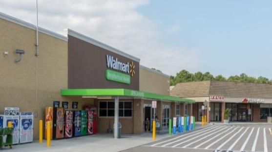 Meadowbrook Plaza shopping center