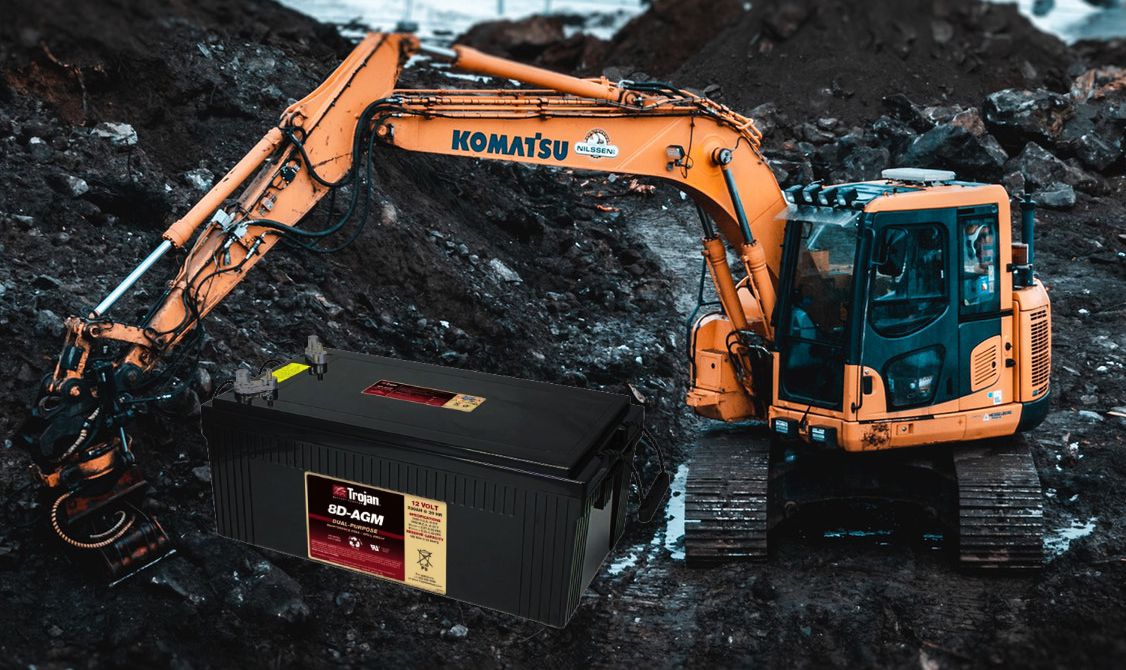 - Our lineup of heavy duty group 31's, 4D batteries, and 8D batteries are all backed by an unbeatable warranty.
