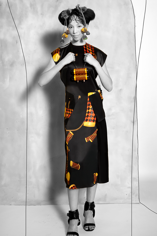 Double Trouble Dress