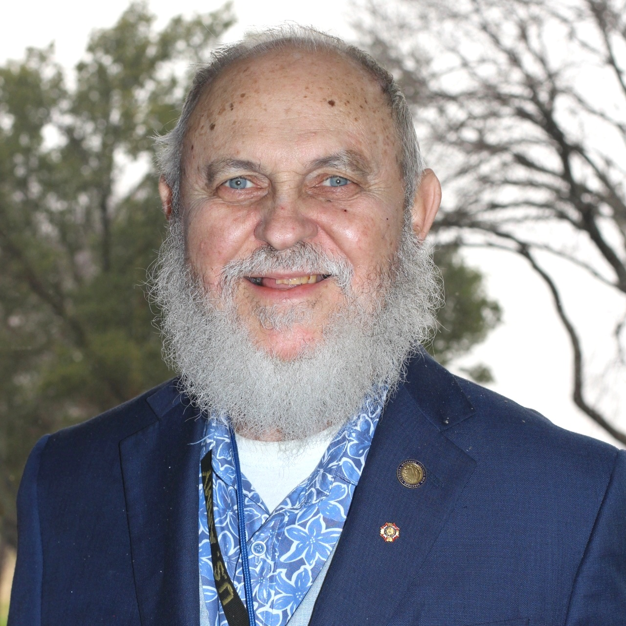 Chaplain  Roger Tate
