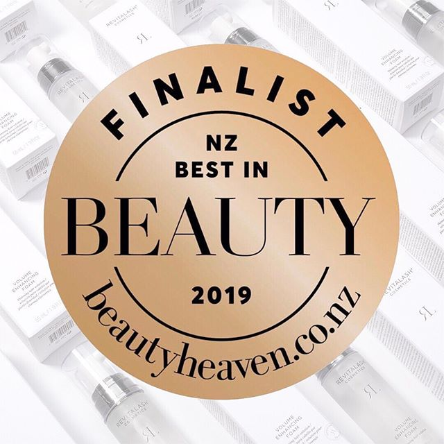 "💫 NZ BEST IN BEAUTY AWARDS 2019 💫 ⁣⁣ @revitalashnewzealand - finalist for BEST INNOVATION in the HAIR Category for our ""Volume Enhancing Hair Foam"" aka RevitaLash for Hair 🙌🏻 Now we need your help, if you are stocking this bad boy or simply love the RevitaLash science please click on the link in our bio 🖤 To vote just CLICK on the RevitaLash product under HAIR -  BEST INNOVATION category. Be sure to complete your details on the final page to register your votes - and be in to WIN the $1500 prize draw at the end 💸💸 Thank you in advance for your support 🙌🏻🙌🏻#revitalashfam #revitalash #revitalashnz"