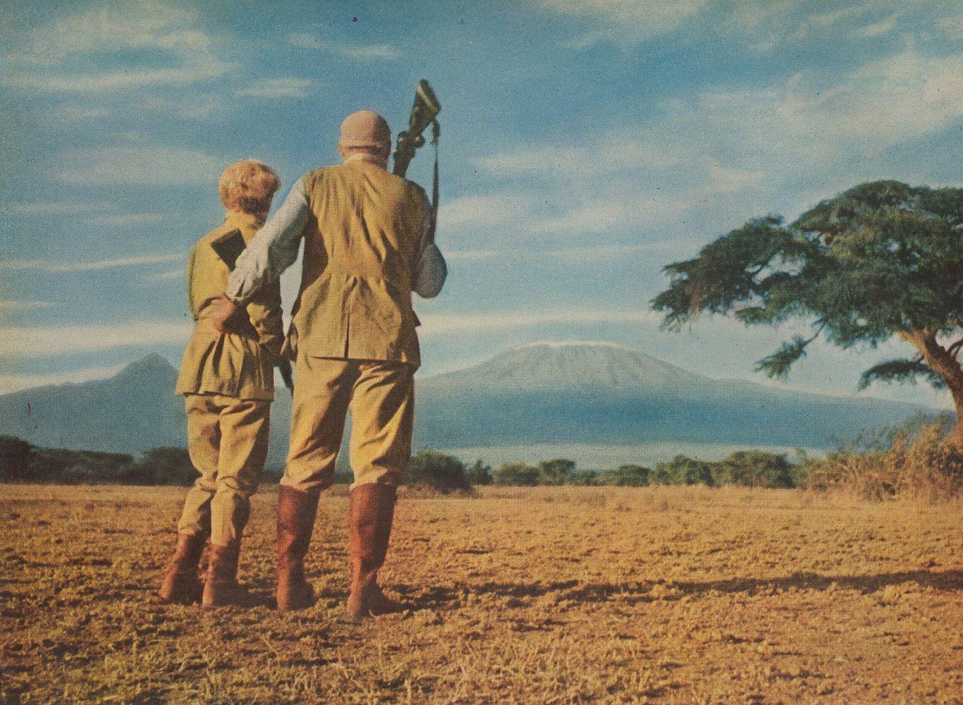 salvaje, simbólica - Las nieves del Kilimanjaro de Hemingway es un cuento corto pero lleno de significación y símbolos, lleno de todo el ambiente propio de sus narraciones: caza, sangre, muerte.En esta reseña encontrarás el análisis, resumen y más sobre esta historia, profundamente biográfica, del Nobel de literatura norteamericano.