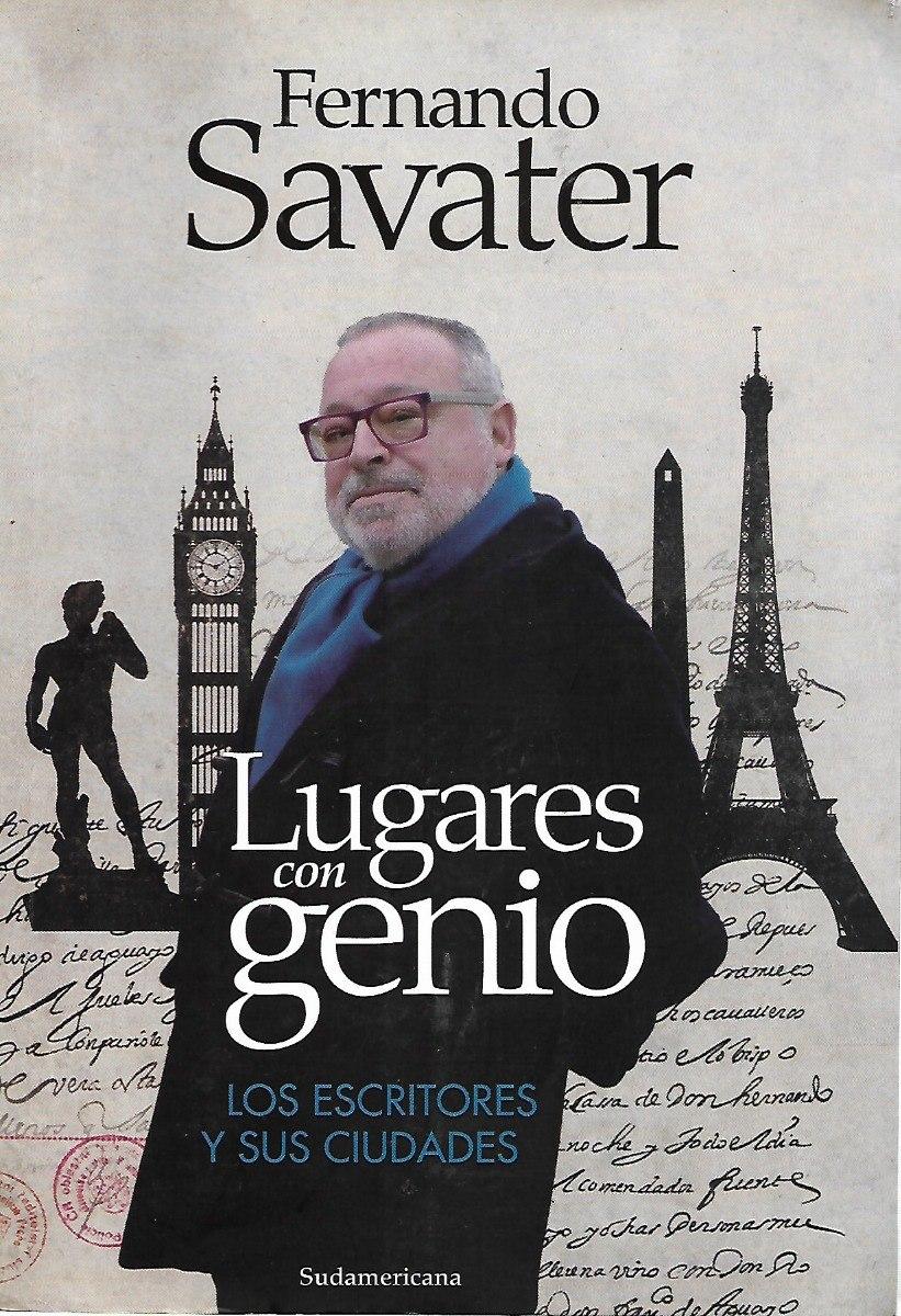 """Mira la serie  """"Lugares con genio"""" , conducida por Fernando Savater e inspirada en el libro  """"Las ciudades y los escritores""""  del autor ."""
