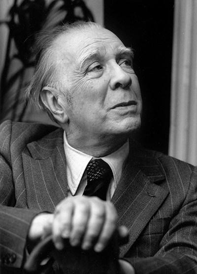 Jorge Luis Borges    (1899 - 1986) Buenos Aires, Argentina.