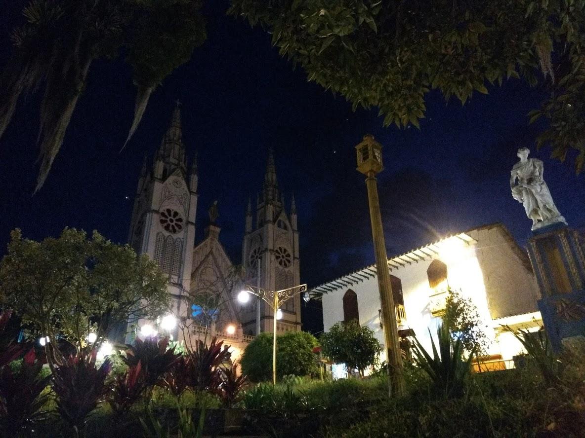 Jericó, Antioquia.