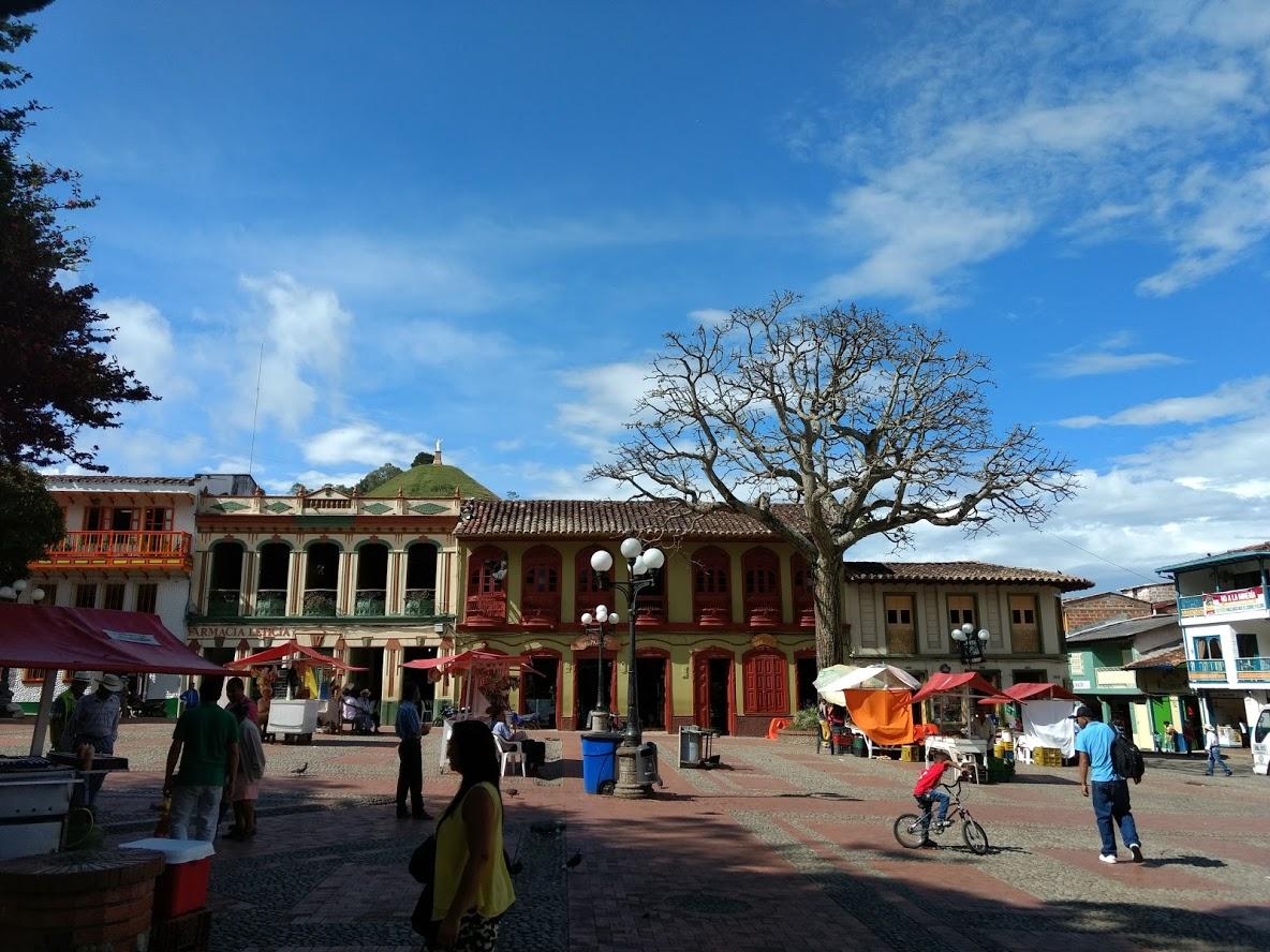 Jericó, Antioquia, Colombia.