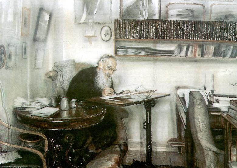 escribe como tolstói - Lev Tolstói, el escritor ruso autor de Ana Karenina y Guerra y paz, era un hombre muy perfeccionista que intentó siempre llevar al máximo su creación literaria.¿Cuáles son sus claves y sus consejos para escribir? Conócelos en este artículo extraído directamente de sus diarios.