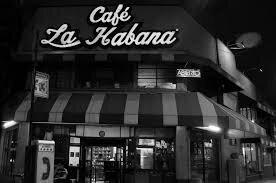 Café La Habana, México DF.
