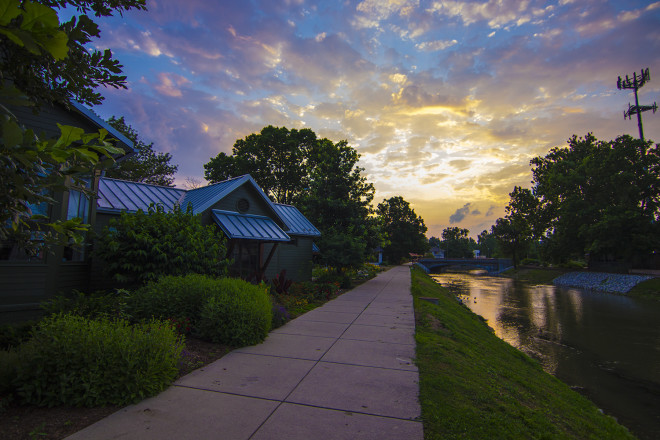Broad Ripple Canal