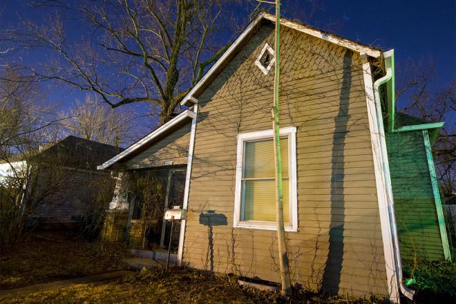 Neighbor Jacks House