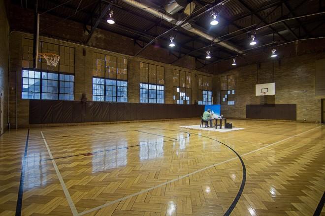 Harrison Center Gym
