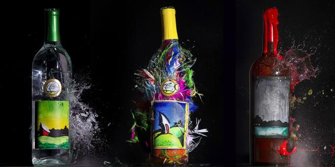 08 bottle series together