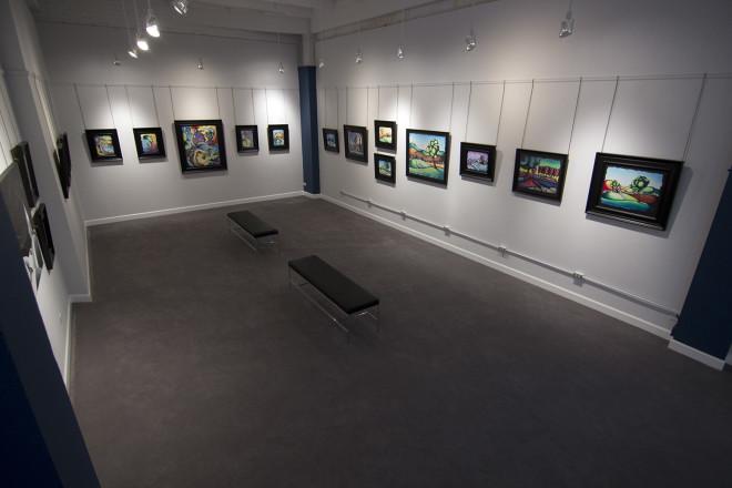 Madron Gallery - Justin Vining