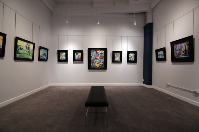 Madron Gallery Chicago Illinois Justin Vining