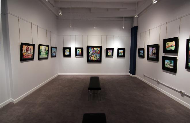 Madron Gallery Justin Vining