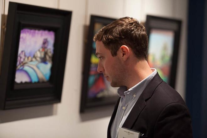 Valparaiso Alumni Event - Justin Vining - Madron Gallery