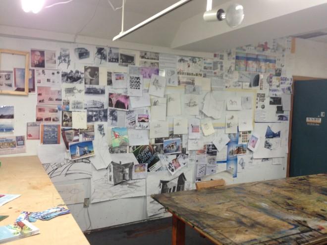Urschel Mural Wall - Justin Vining