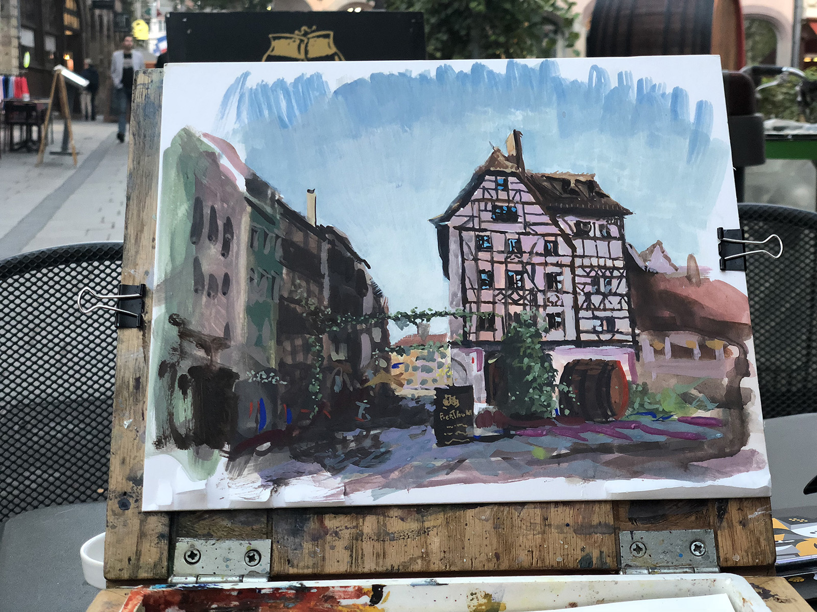11 Evening Painting in Strasbourg.jpg