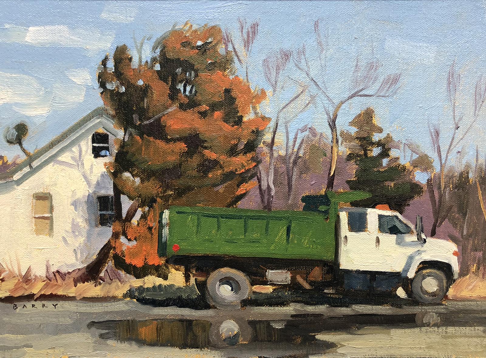 Alison Berry - Dump Truck.JPG