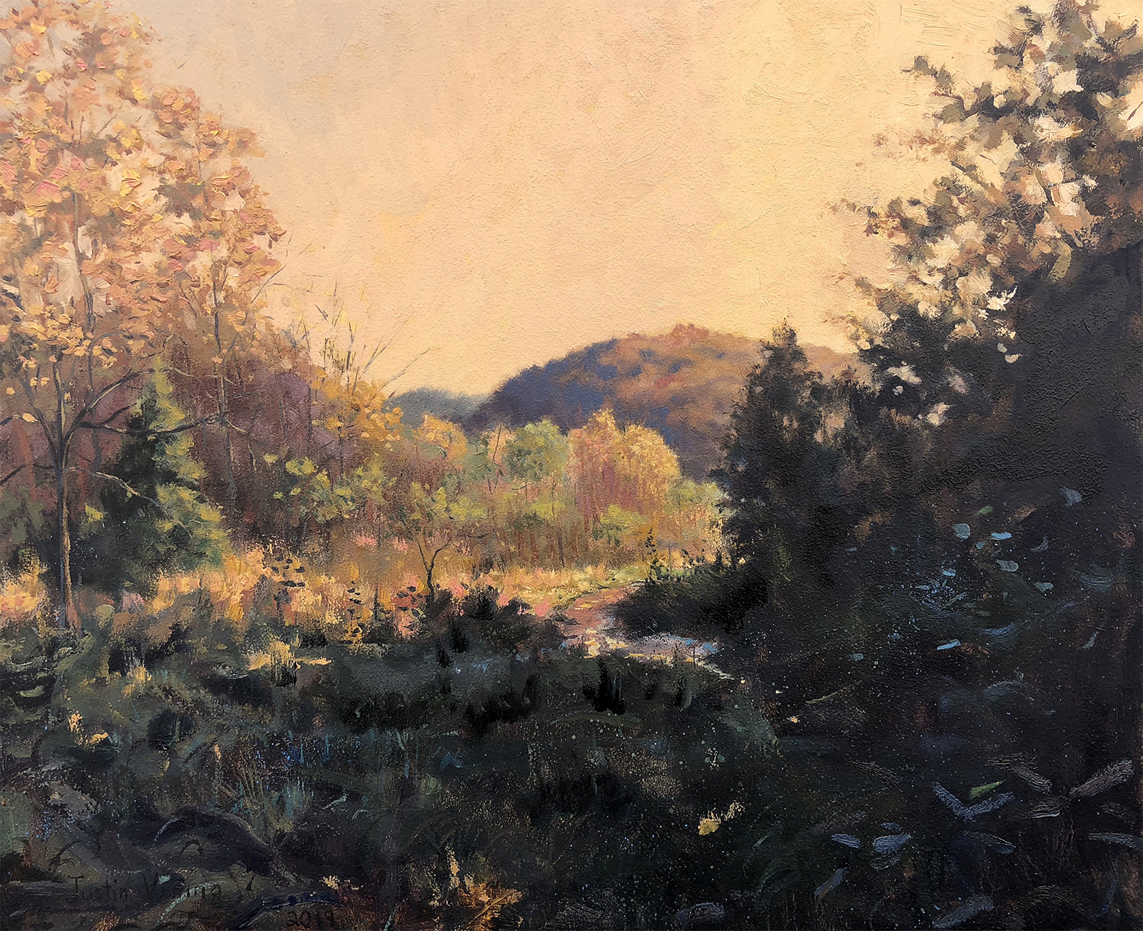 Brown County Sunrise 20x24 - Justin Vining (for web).jpg