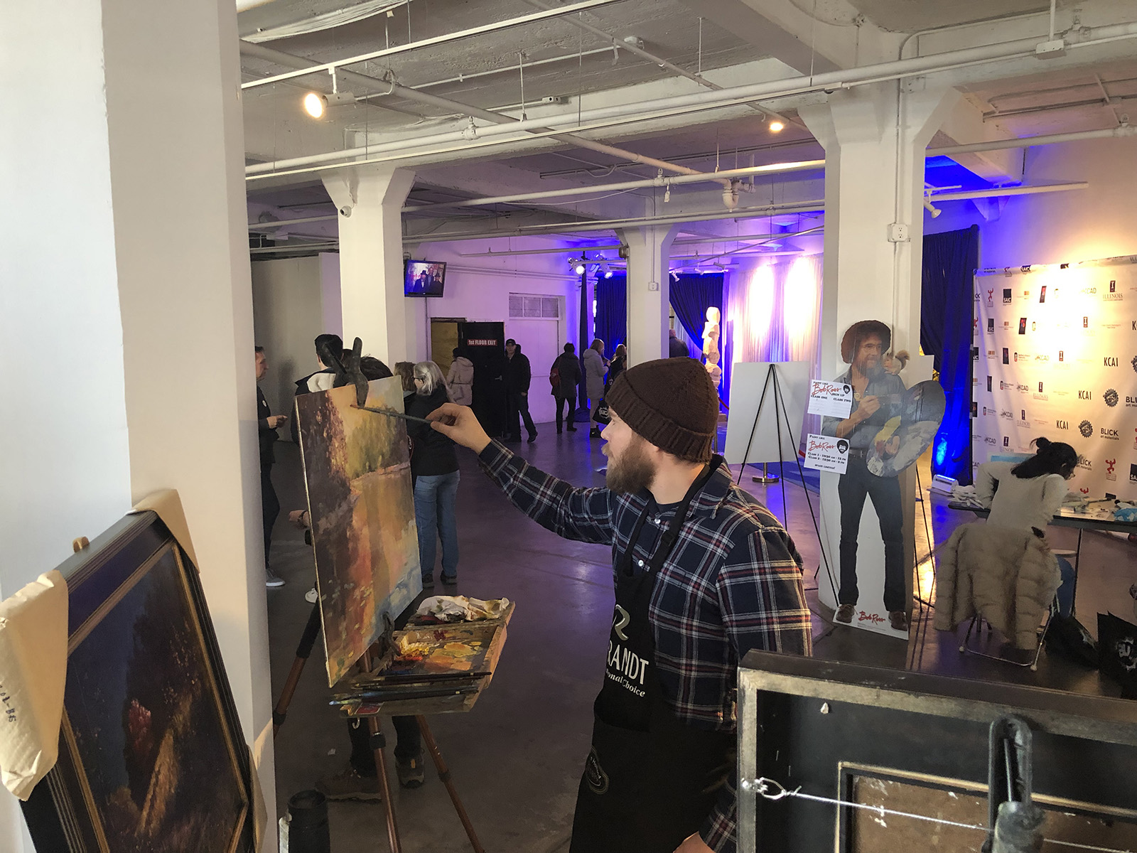 Justin Vining Royal Talens Blick Illinois High School Art Exhibition 04.jpg