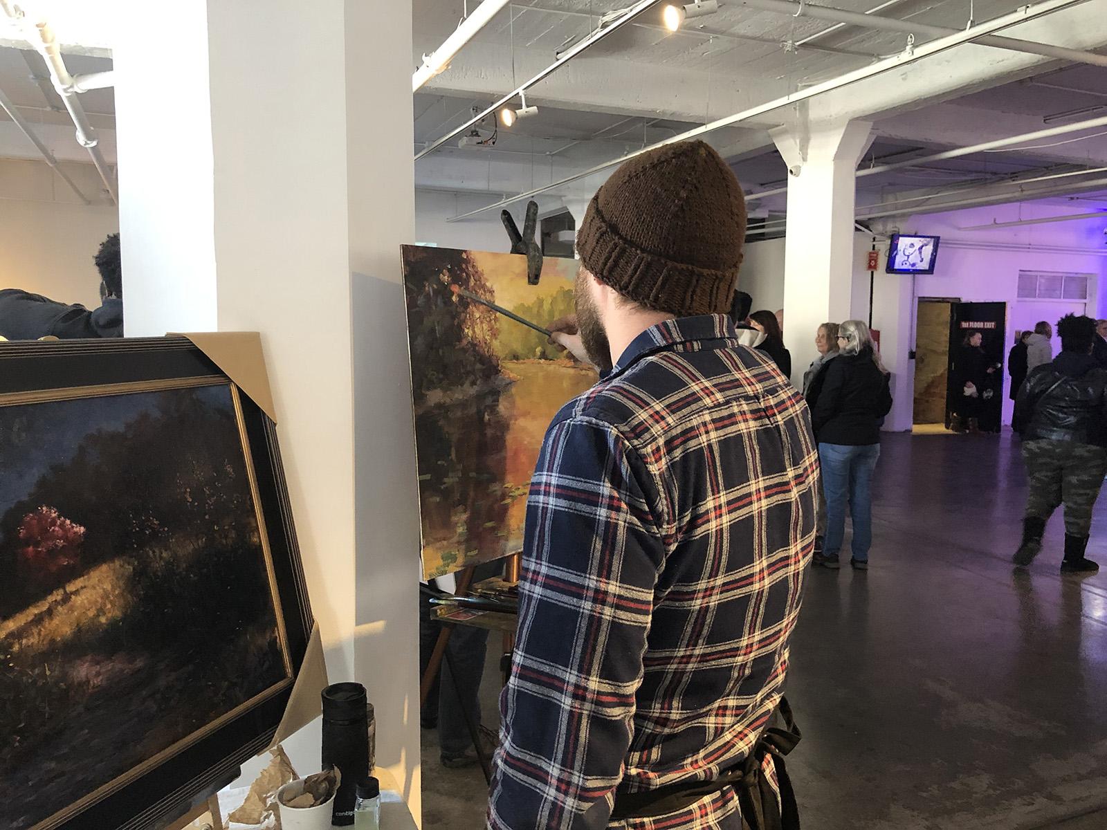 Justin Vining Royal Talens Blick Illinois High School Art Exhibition 03.jpg