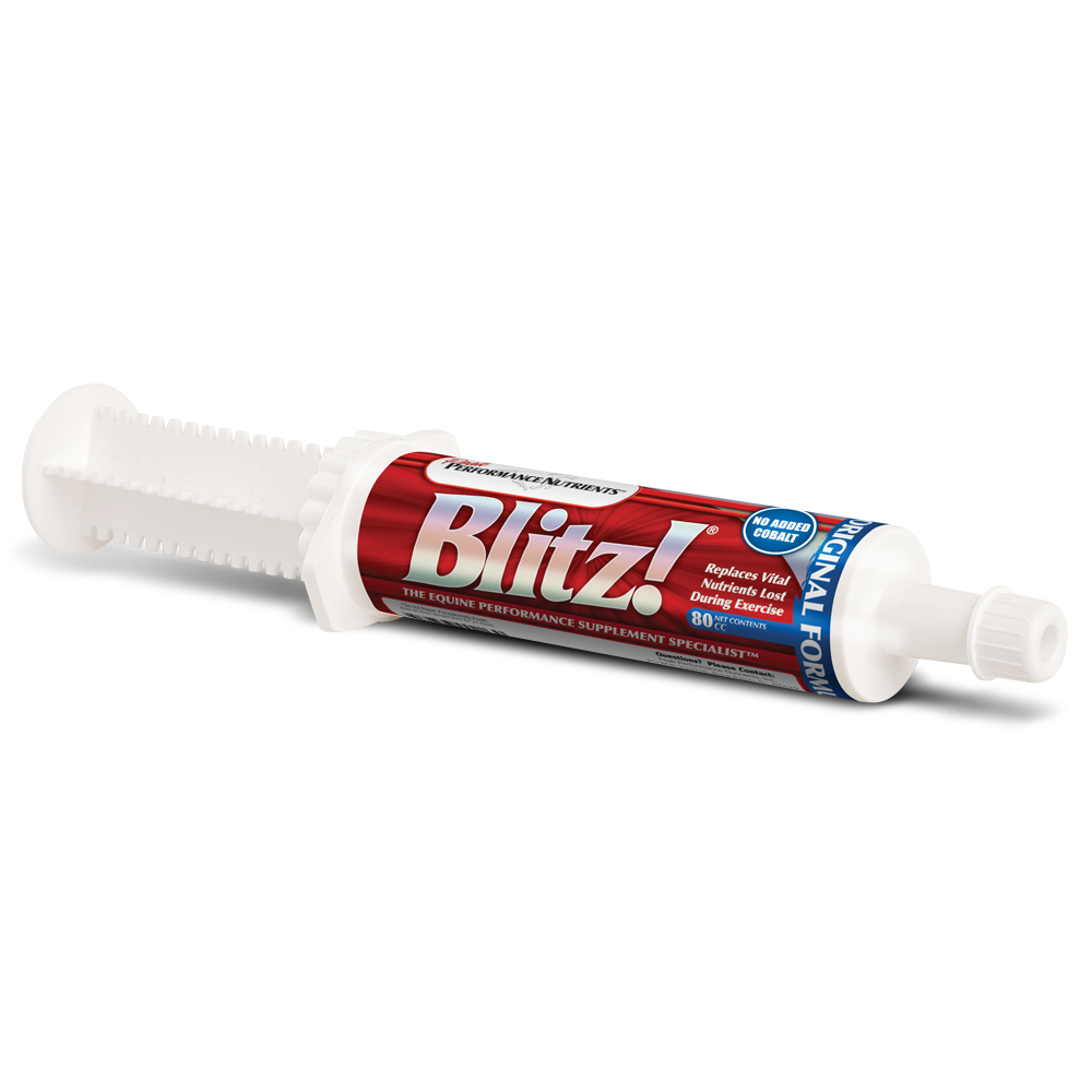 Blitz!� Paste Original Formula ? Peak Performance Nutrients, Inc.