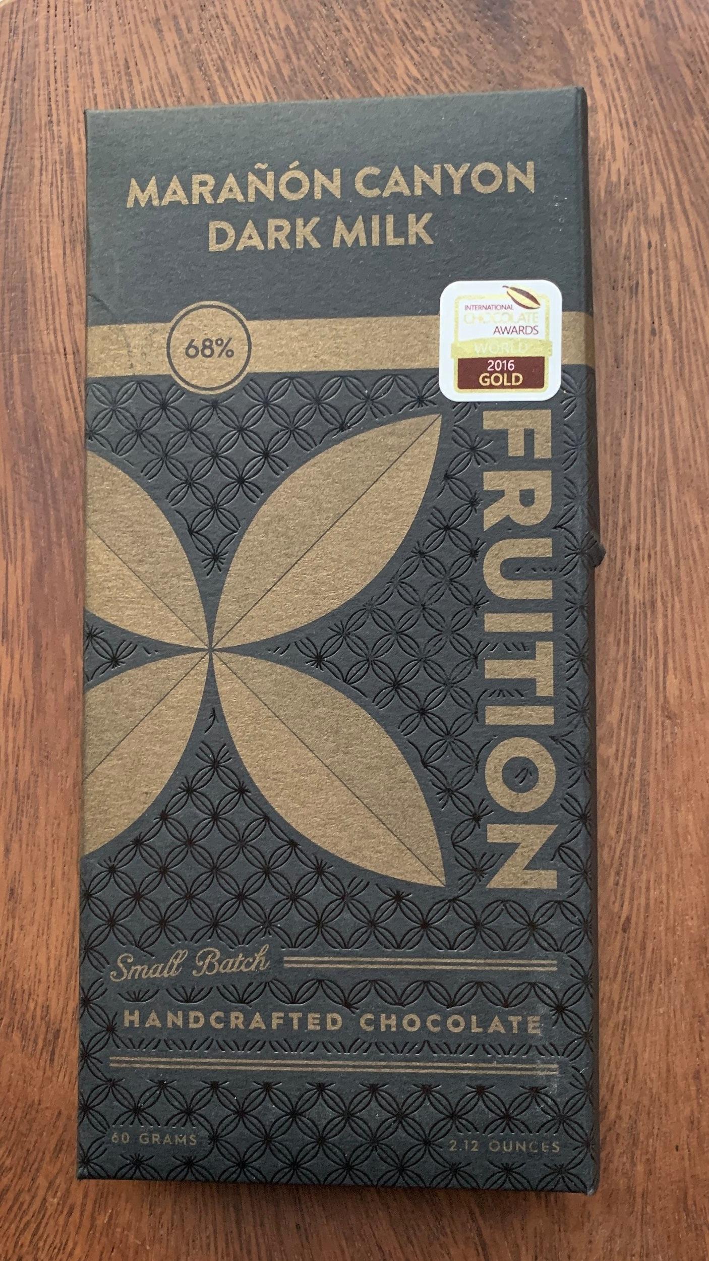 Fruition - Bran, toasted malt, raisin