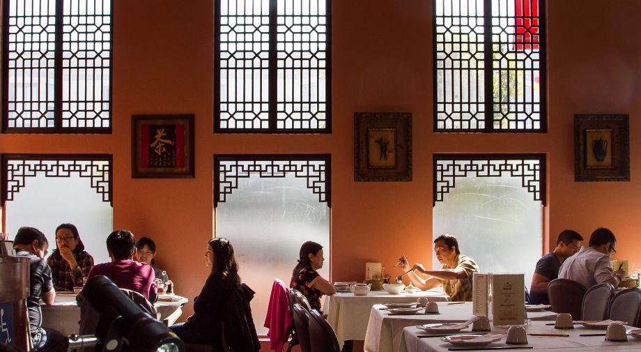 Hong Kong Lounge in San Francisco