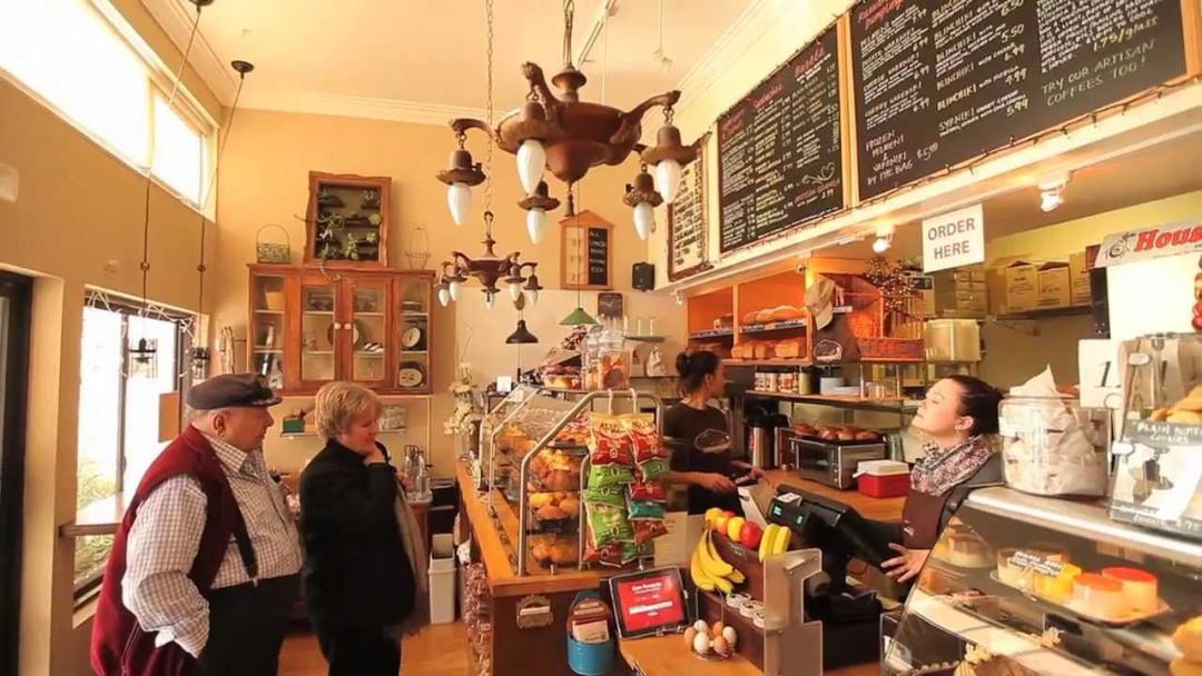 Cinderella Bakery & Cafe, San Francisco