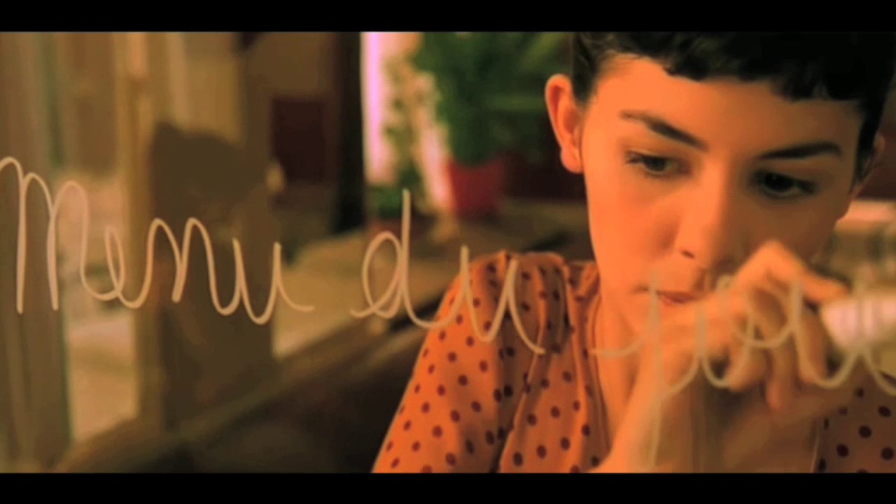 Amelie , a beloved French film set in Paris.