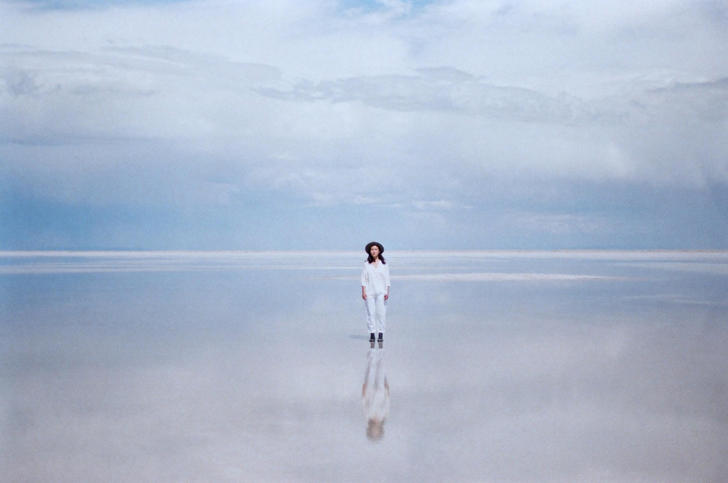 Lea Thomas, photo by John Thayer