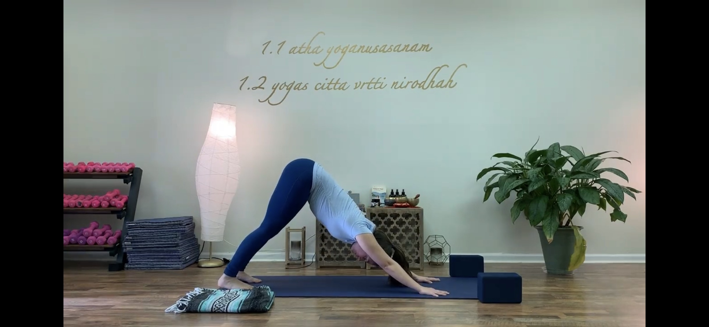 LIVE classes with instructor support - Get that studio feeling, at home! Monthly live classes where you'll connect with an online community of yogis just like you. Q&A with Amy after every class.