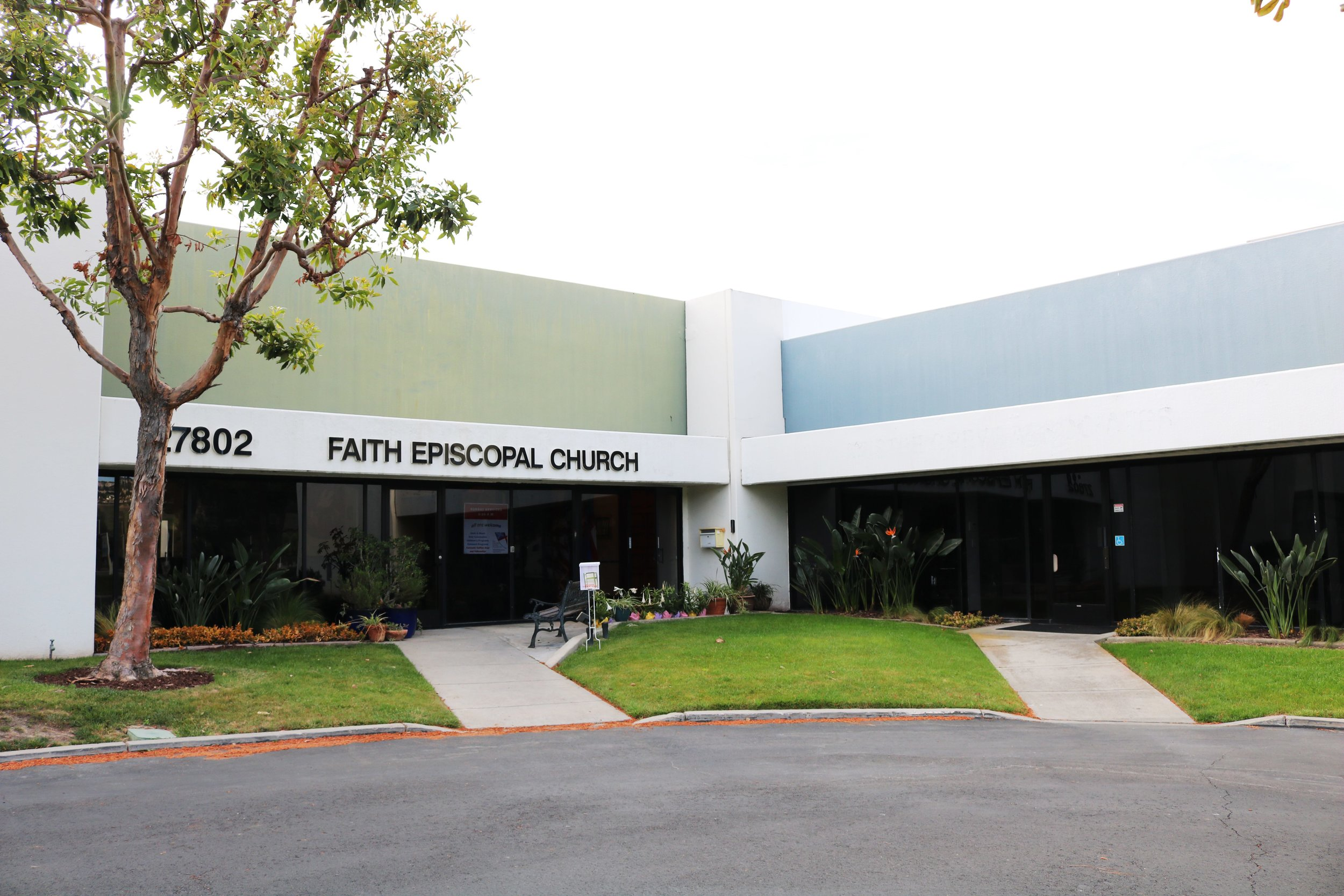 Welcome to Faith Episcopal Church -