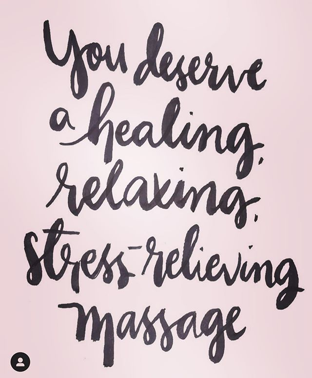 Make an appointment with out masseuse Amanda to experience a truly healing, soothing massage experience!