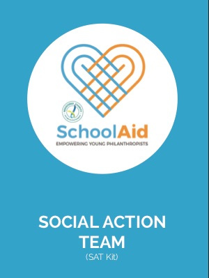 SOCIAL ACTION TEAMS - We provide schools with everything they need to start a movement of young philanthropy. Order a copy for your school here.