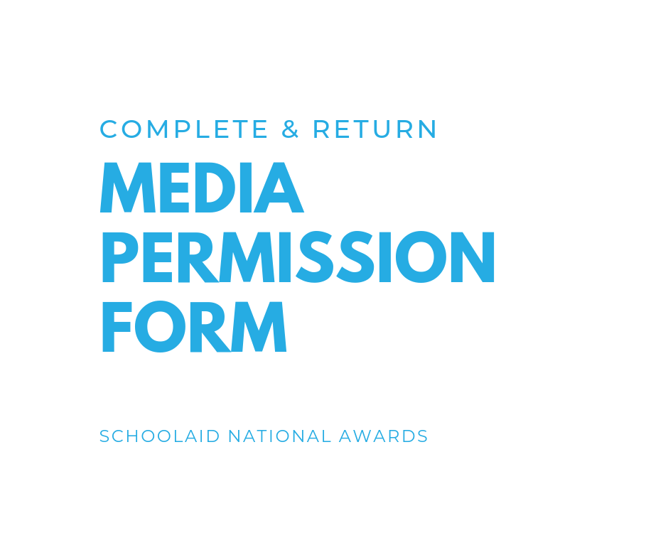 SchoolAid Awards Media Permission Form