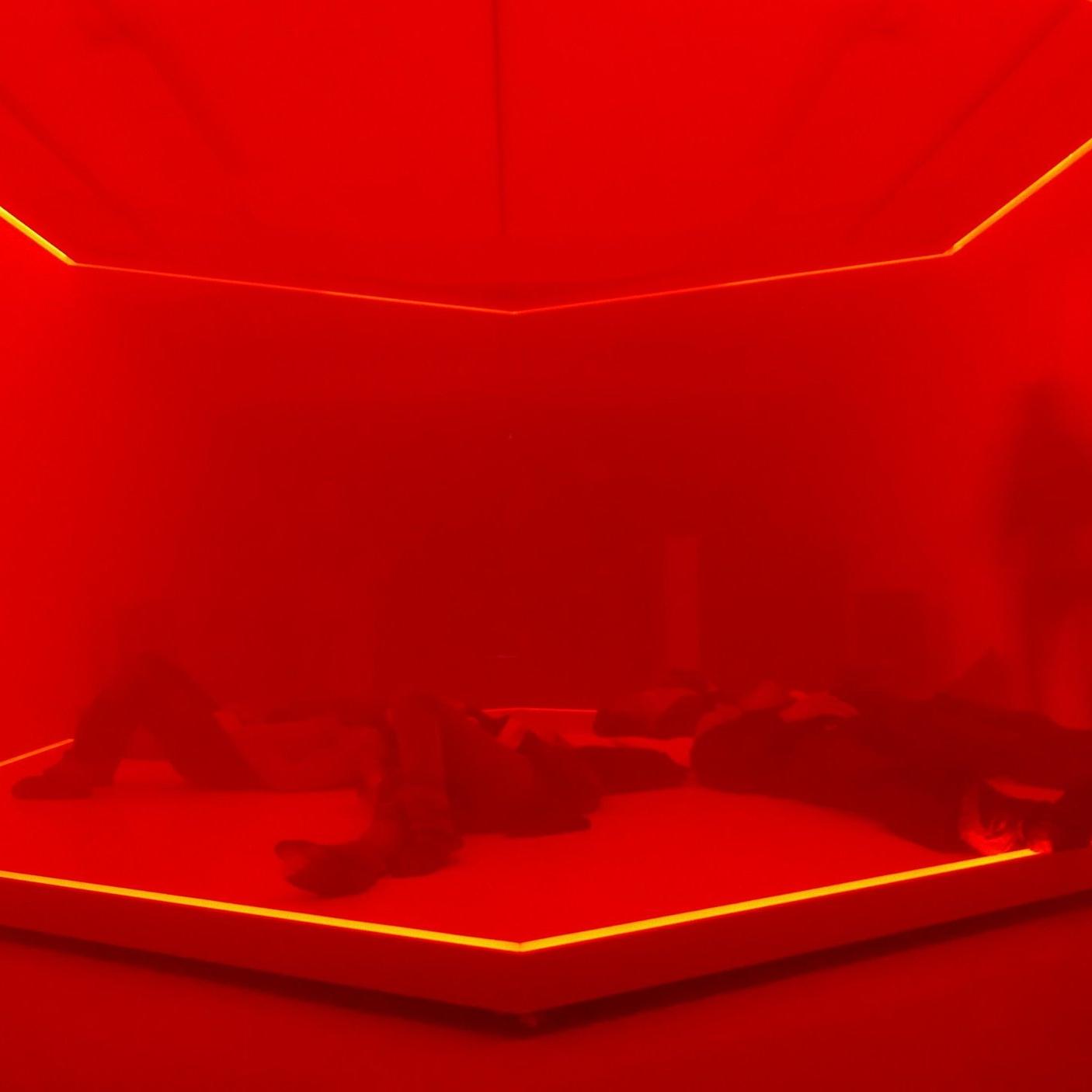 Chris Salter, Displace, V.2 - The Hague, 2012