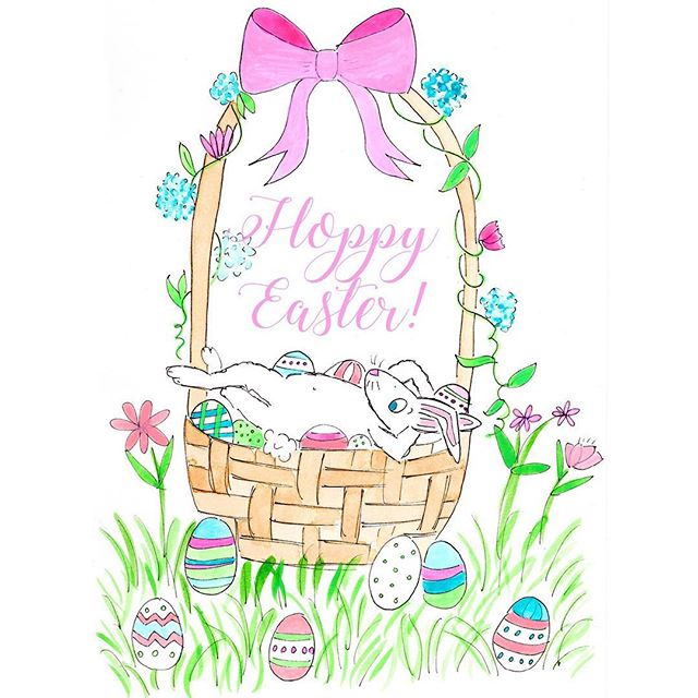 {Hoppy Easter peeps! Hope you're enjoying time with friends, family & a basket full of chocolate and jellybeans!} 🐰💗🐣🎉🐥💙 #happyeaster #hoppyeaster #easterbunny