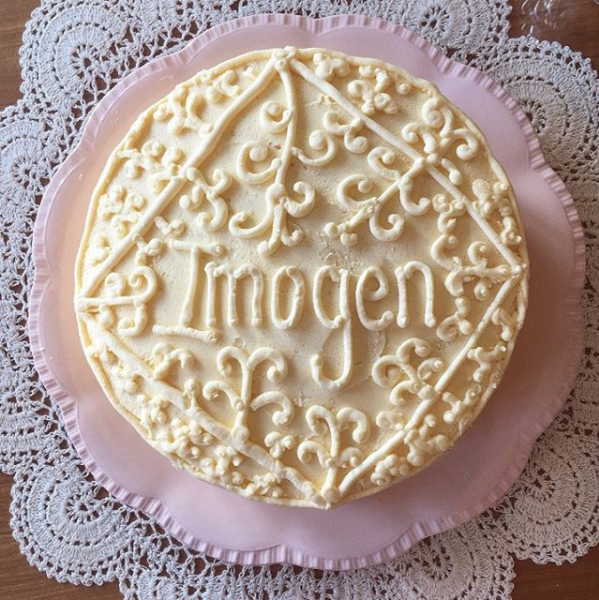 Imogen's Angel Cake