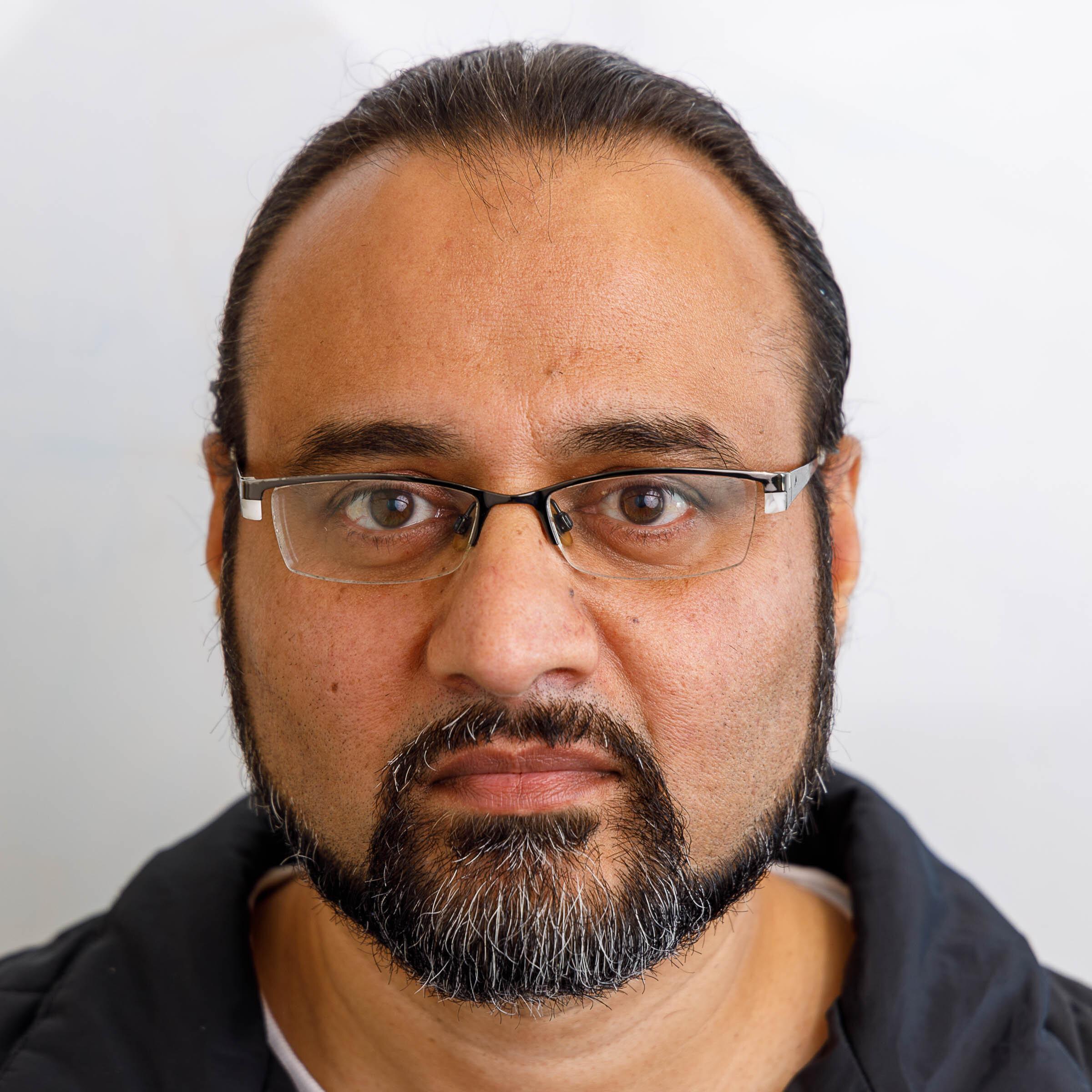 DR SALMAN ASHRAF Geoscience Scientist