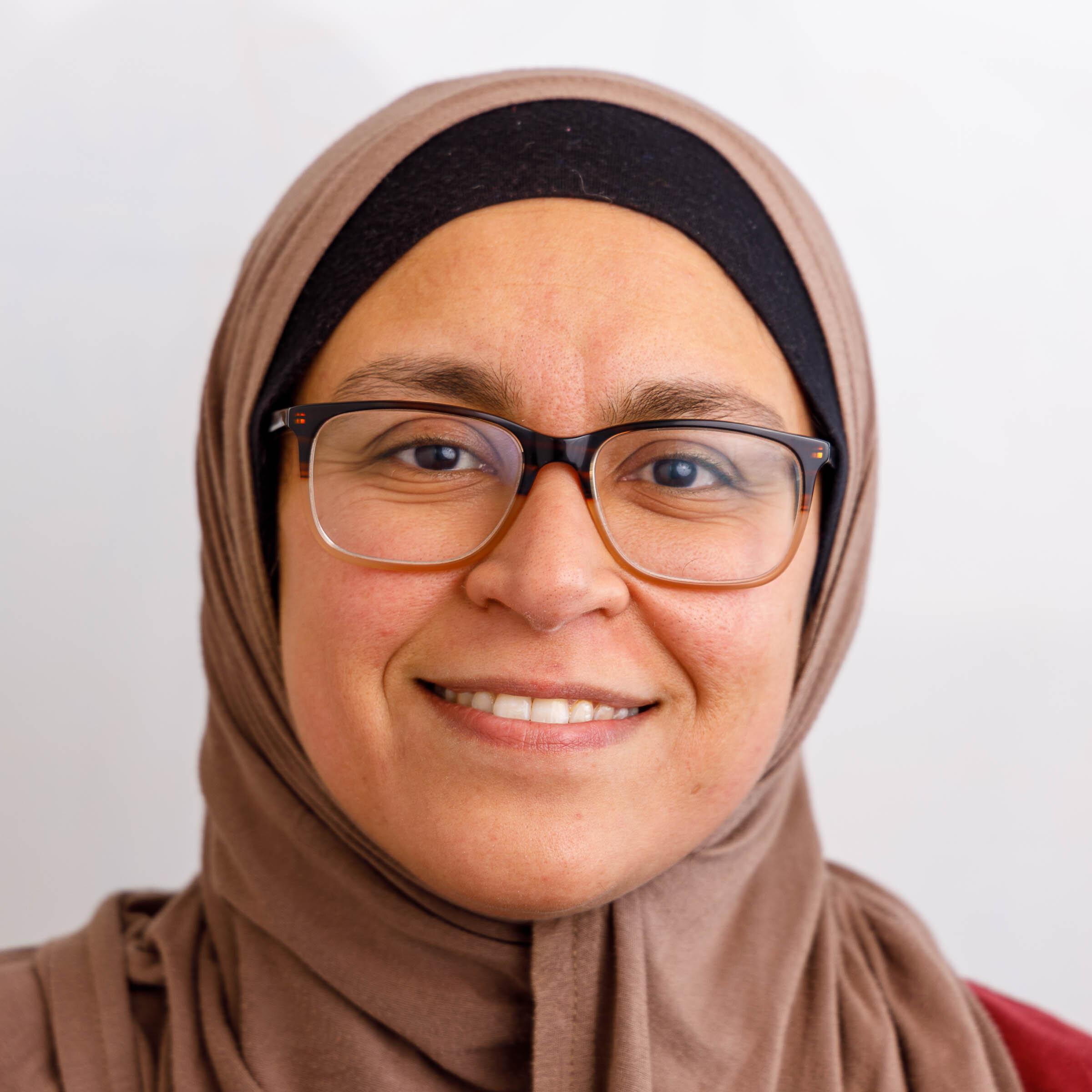 NOHA IBRAHIM Arabic Interpreter