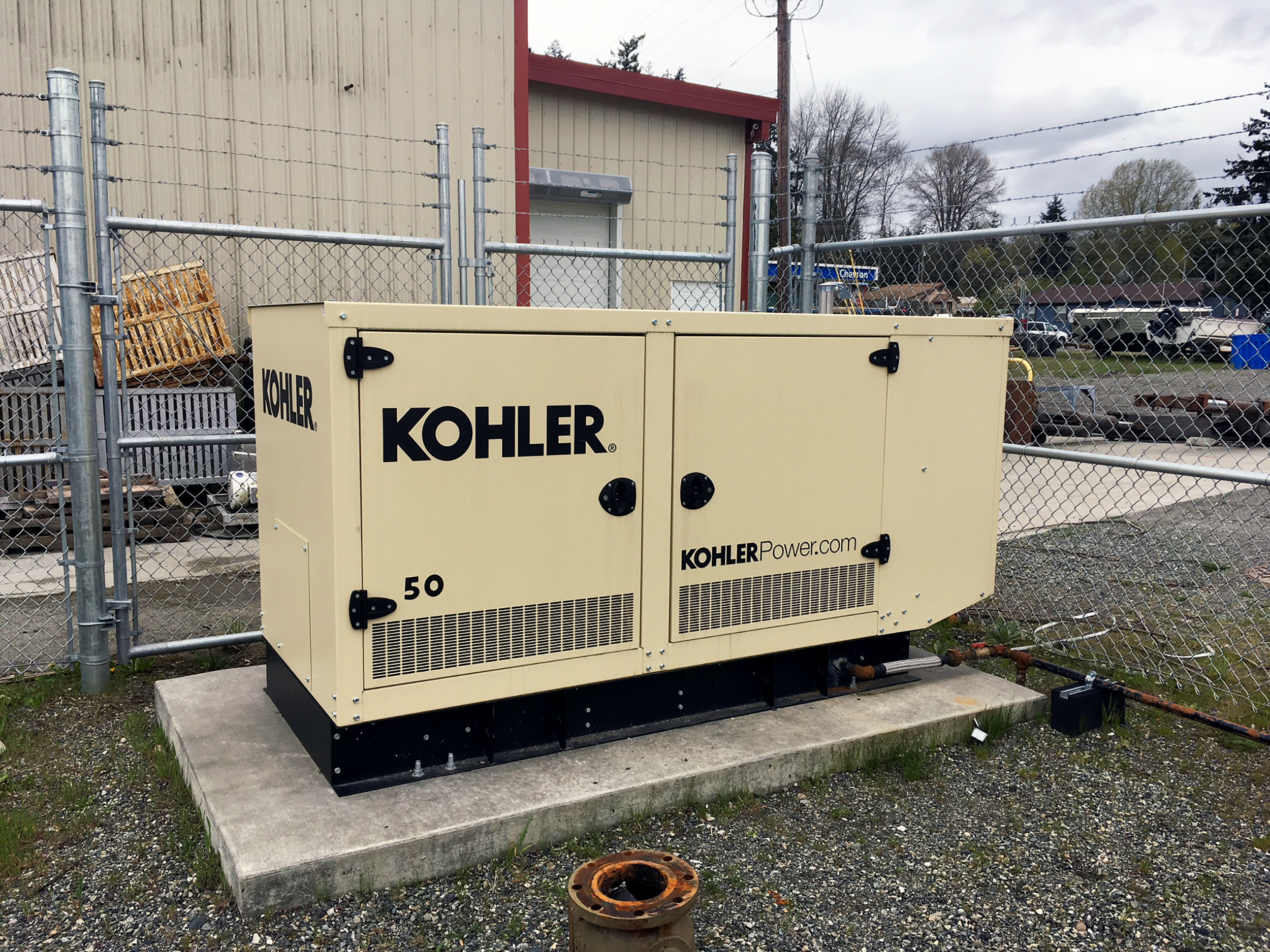 The Swinomish Utility Authority also secured an emergency generator, enabling the ability to pump water if electricity is otherwise inaccessible.