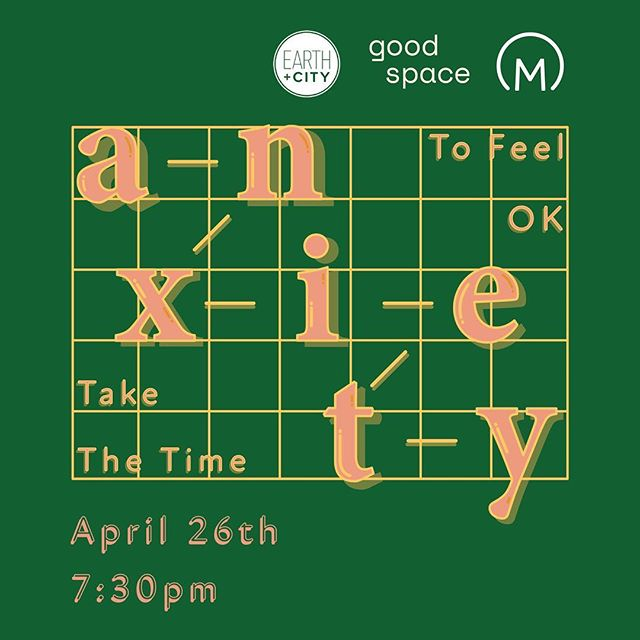 We're gearing up to teach you how to support your body naturally, when it comes to anxiety and mental health. 🌿 . We are partnering with yoga studio @goodspaceto this Friday April 26th, to do the first of a mini series in health workshops. 🌿  Each 90-minute session will begin with a 30 minute Move Light class to ground + settle before Dr. Alton educates on topics that are relevant to helping young professionals, creatives + entrepreneurs feel their best. 🕺🏻 . Our first session: A-N-X-I-E-T-Y. We'll dive into natural ways to support our bodies to reduce anxiety's frequency + intensity and boost mood so we can feel better, calmer. . For members, these sessions are just a cool $25, non-members $35. . Head to the link in our bio for details on our first session + buy your ticket today. 🙋🏻‍♀️ Spots are limited!