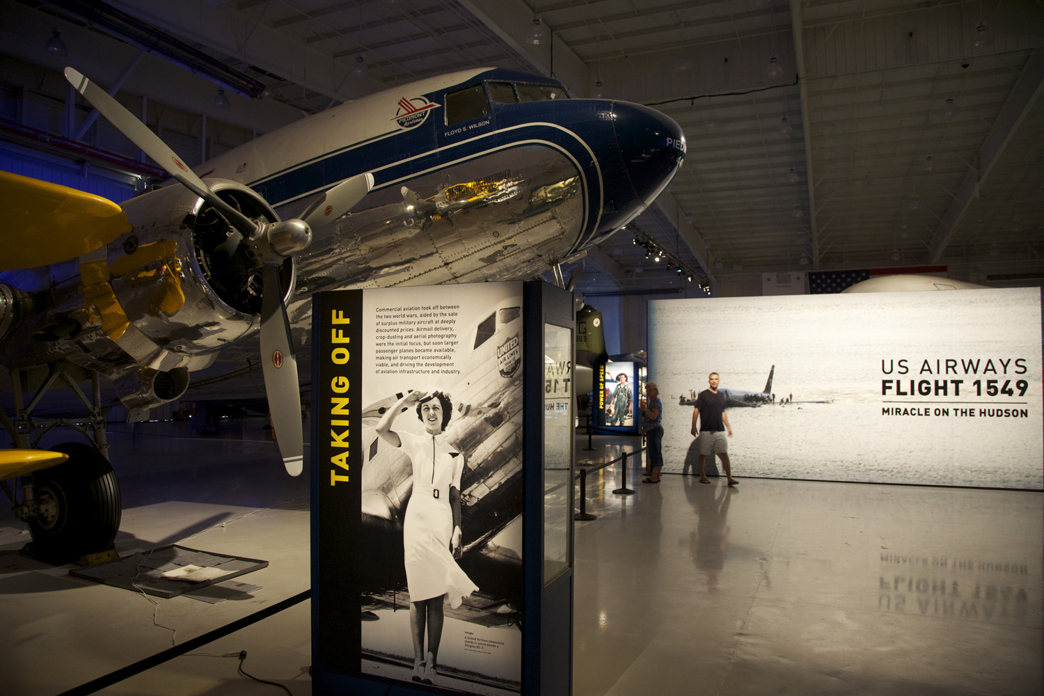 FRD were contracted to develop a master plan securing the future of Carolinas Aviation Museum as a sustainable cultural institution.