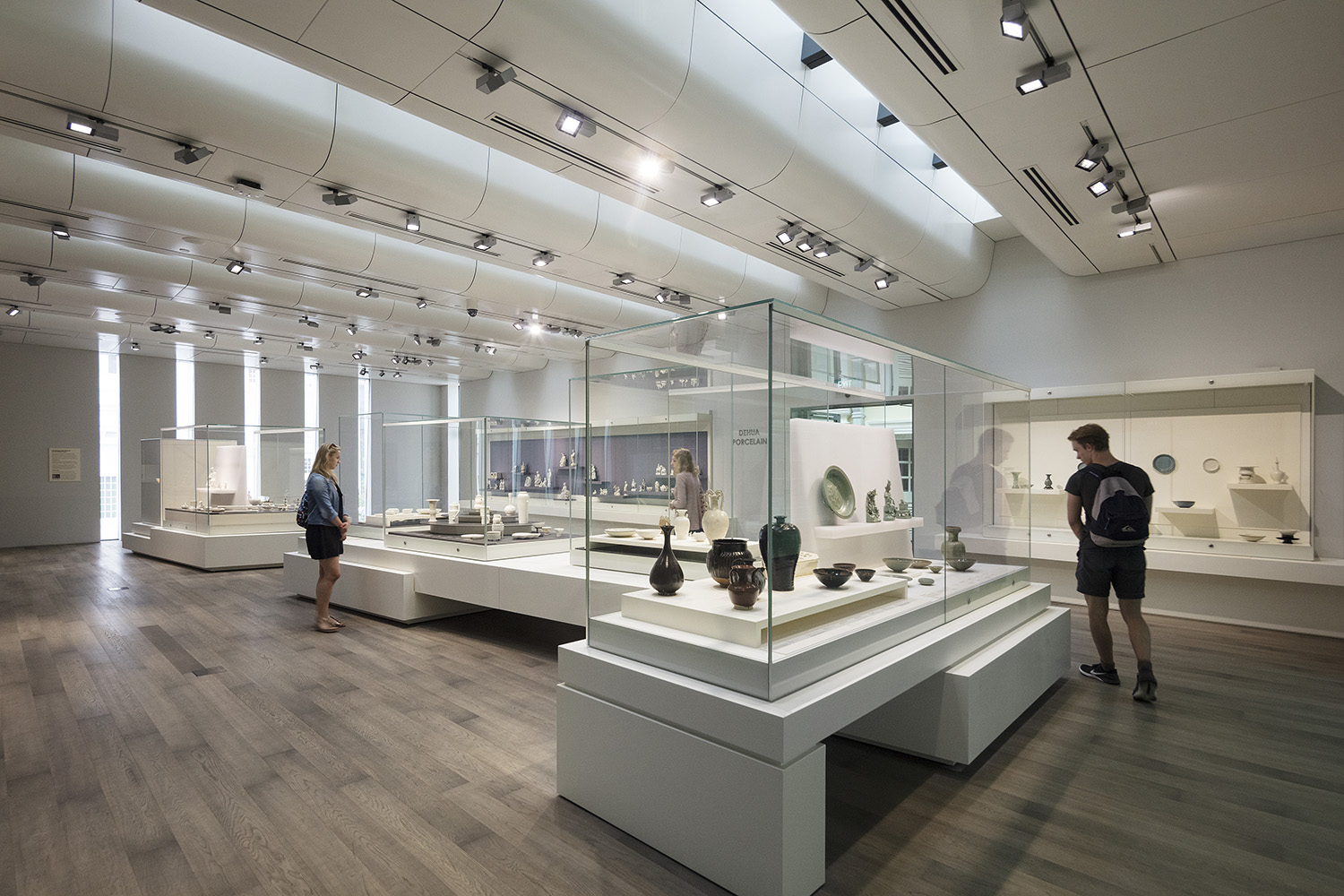 Chinese Ceramics explores the production techniques, historical uses and cultural significance of ceramic products throughout Chinese history.