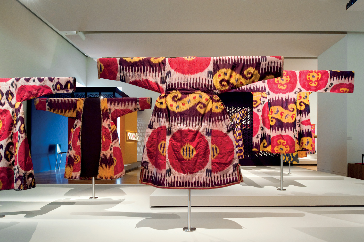 Silk Ikats of Central Asia Art Gallery of New South Wales, Australia